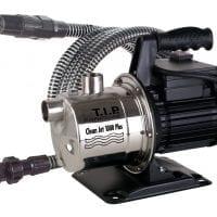 T.I.P. 30094 Gartenpumpe Cleanjet 1000 Plus