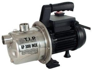 T.I.P. 30111 Gartenpumpe GP 3000 Inox